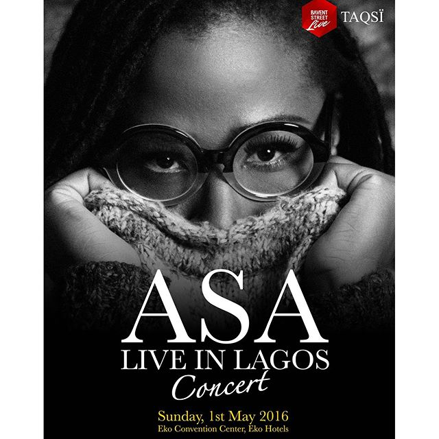 ASA LIVE IN CONCERT