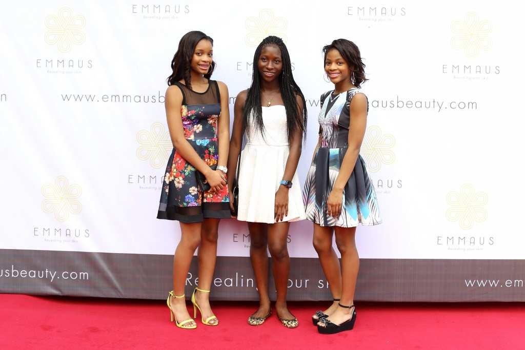 Lola Sagoe, Bella Anenih & Abba Sagoe