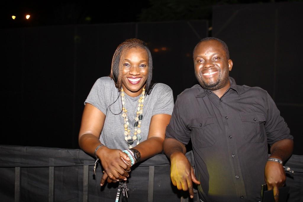 15 - Buki Izeogu of Classic FM and The Bayo Omisore
