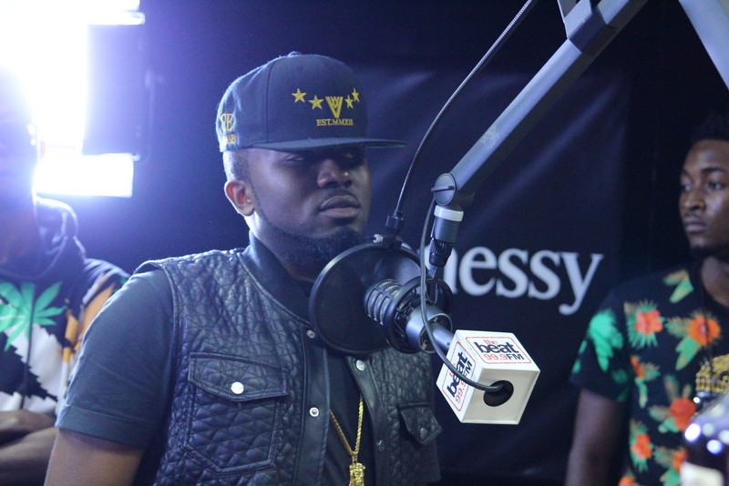 15-Ice Prince on the mic