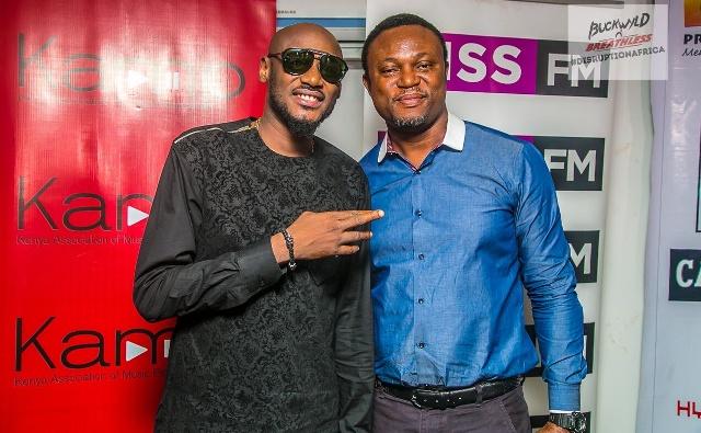 2Baba and Efe Omorogbe