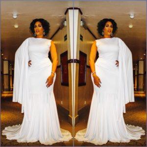 Actress Juliet Ibrahim is A Greek goddess 2 (1)