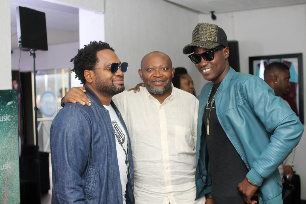 Cobhams Asuquo, Paul Okoye, Soundsultan