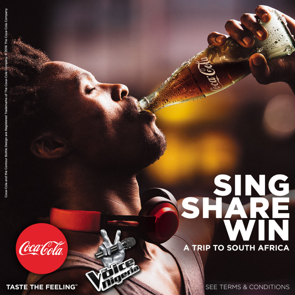 Contest- coca cola