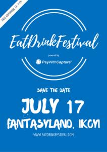 EatDrinkFestival Poster