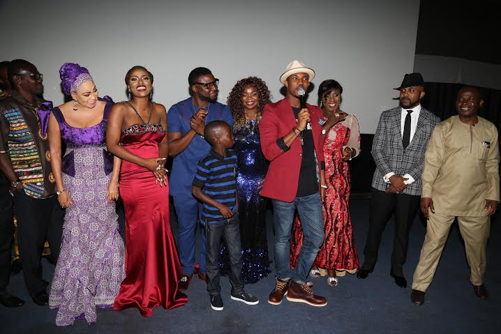 CAST OF GIDI BLUES
