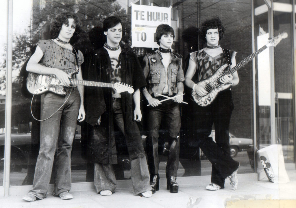 Radio Rats 1977