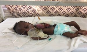 Baby Aisha Mustapha