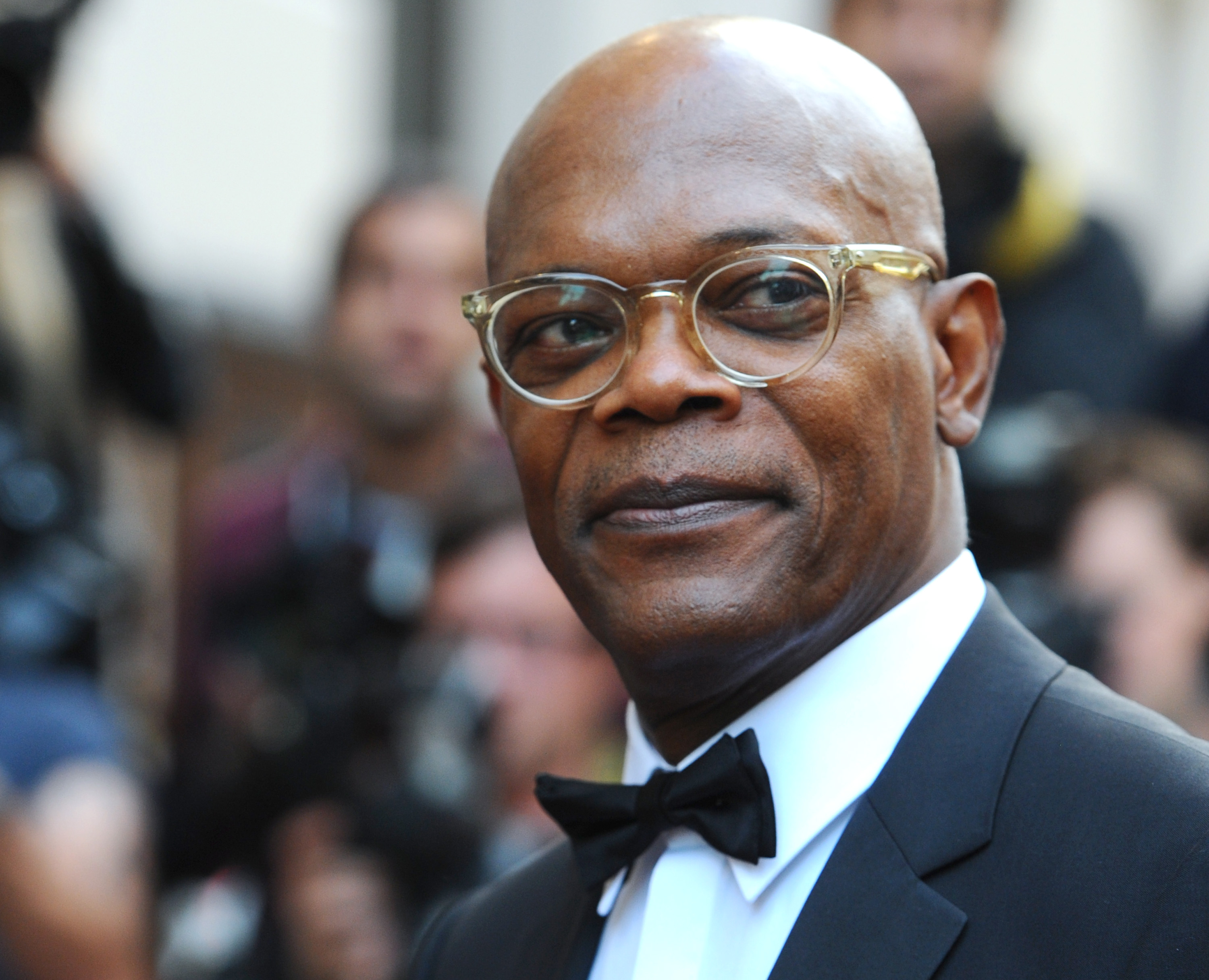 samuel l.jackson height