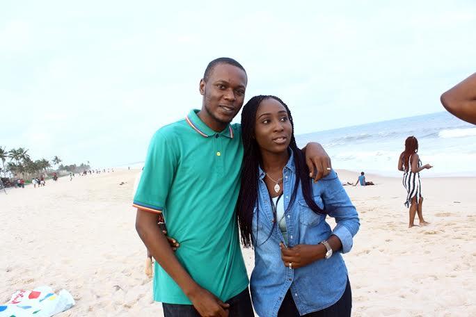 ARAMIDE AND HER HUSBAND