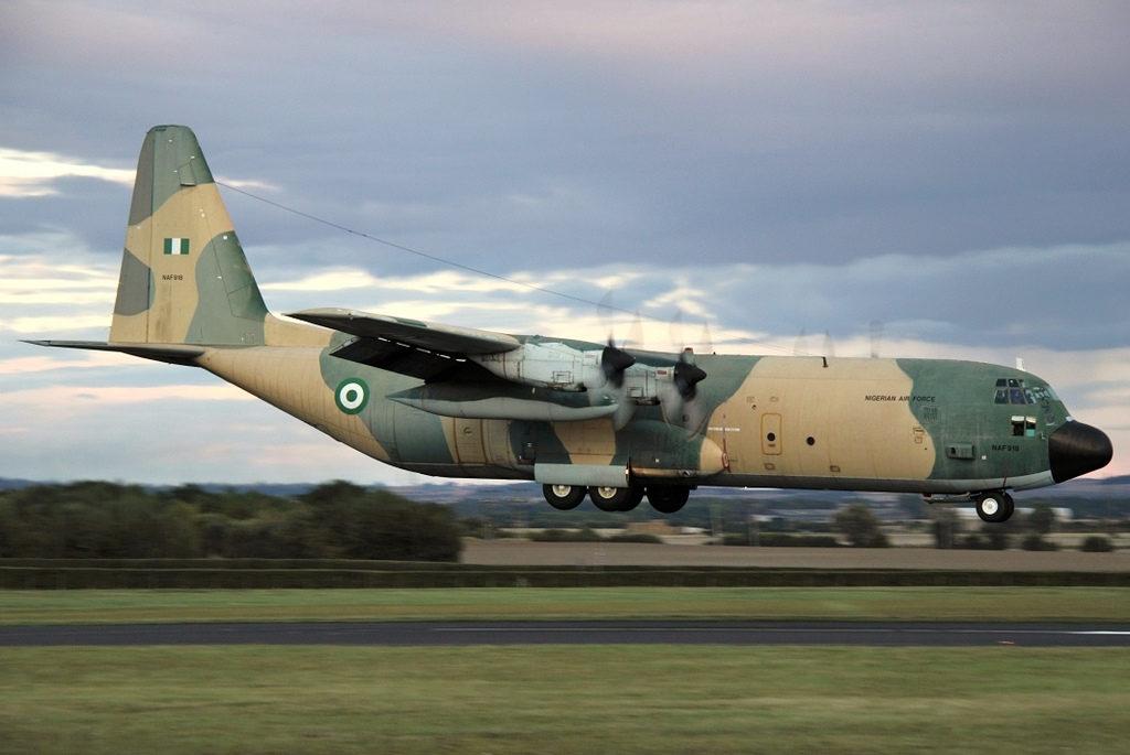 Airforce-jet