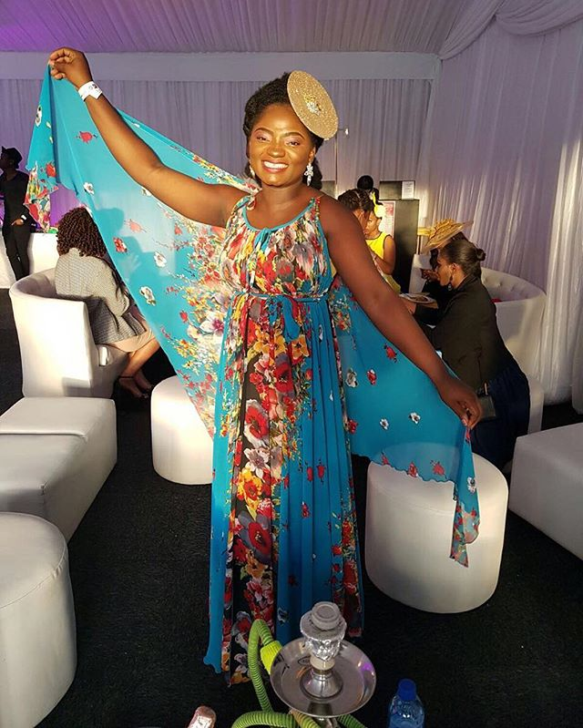TOSIN AJIBADE AT DURBAN JULY 2016