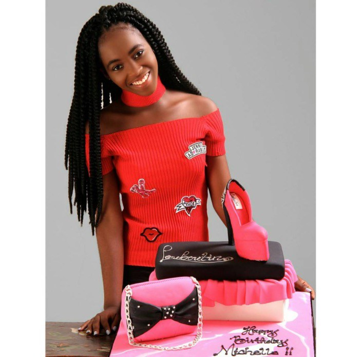 Mercy Aigbe-Gentry Celebrates Daughter's Birthday