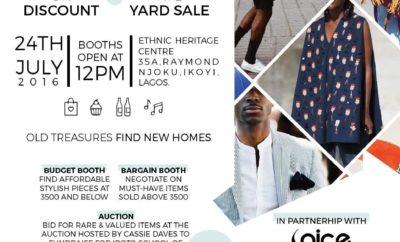 the yard sale