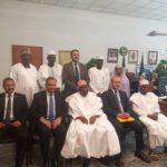 Mr. Ashraf Salama and Kano state gov