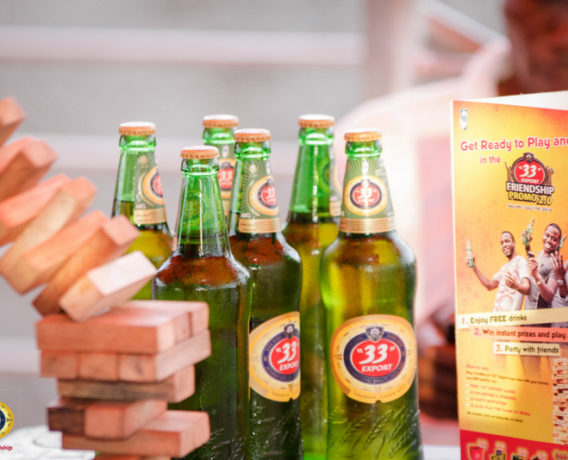 33 Export Beer World Friendship Day