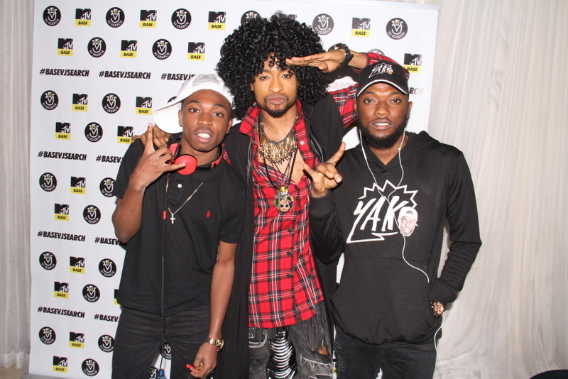 54-Mayorkun, Denrele and Dremo