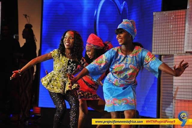 BLESSING - MTN PROJECT FAME