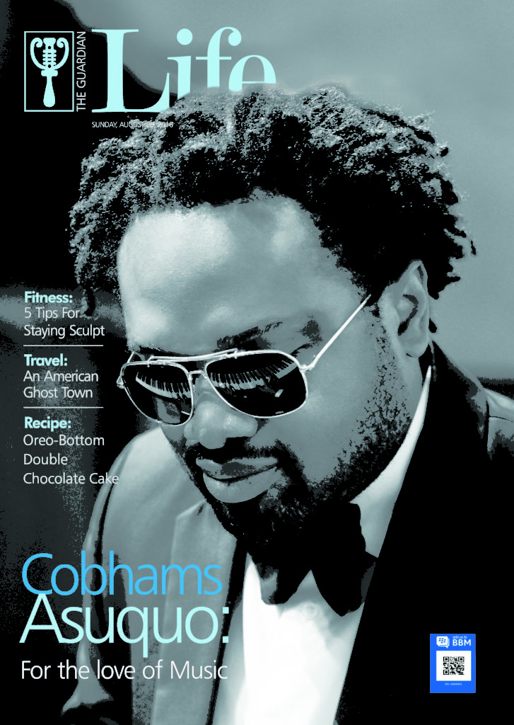 COBHAMS ASUQUO - GUARDIAN LIFE