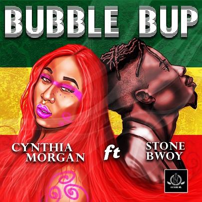 Cynthia Morgan ft Stonebwoy Bubble bup official art