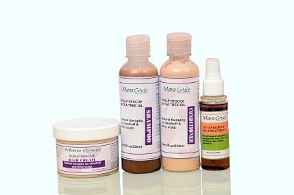 Mara Cruiz Organics Products