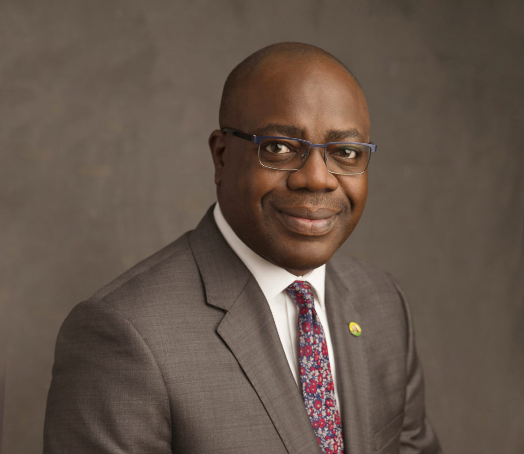 Executive Chairman, LIRS, Mr Olufolarin Ogunsanwo