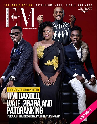 2BABA, WAJE, TIMI DAKOLO AND PATORANKING