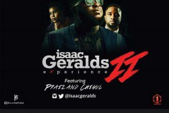 Isaac Geralds