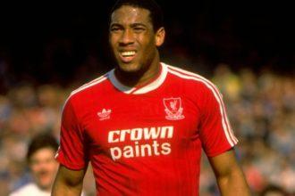 Liverpool legend, John Barnes