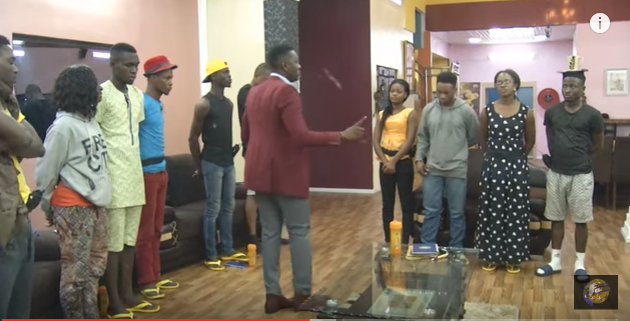 MTN PROJECT FAME WEST AFRICA DAY 8