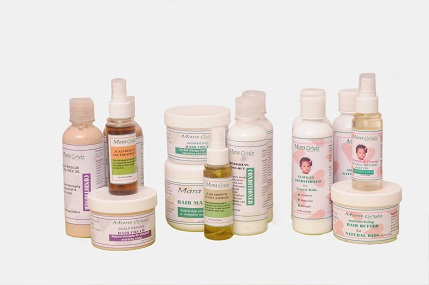 Mara Cruiz Organics Products