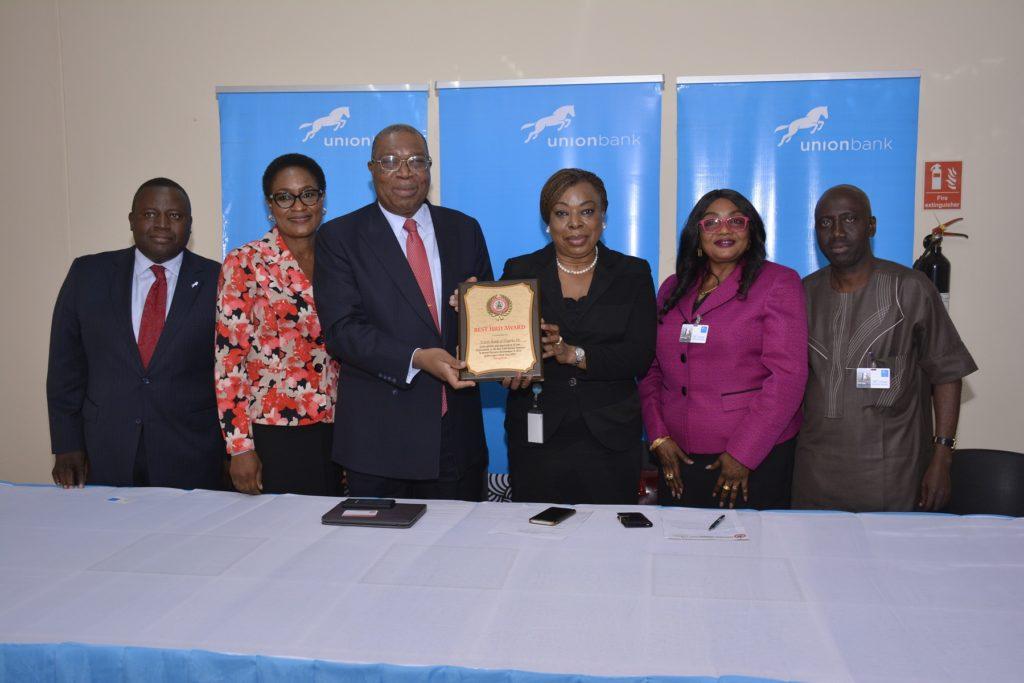Miyen Swomen, Funmi Coker,Kandolo Kasongo, Oyinkansade Adewale, Mrs Dorothy Aroloye and Mr Bayo Yusuf