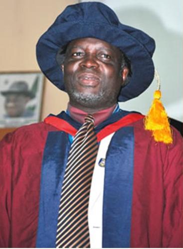 Prof. Is-haq Olarewaju Oloyede