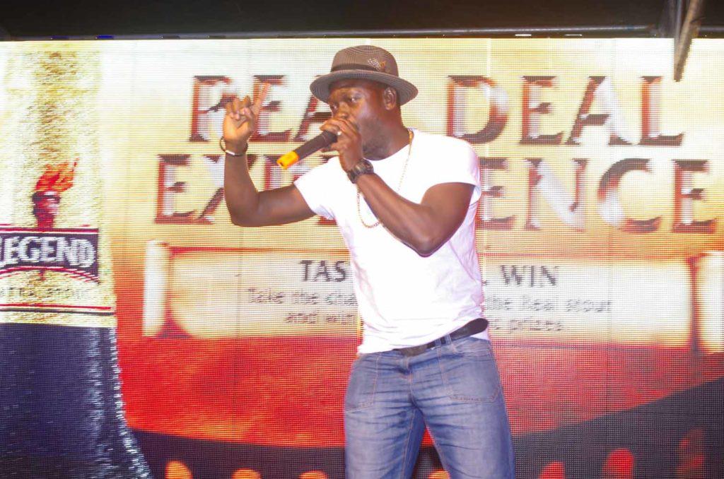 The MC, de don