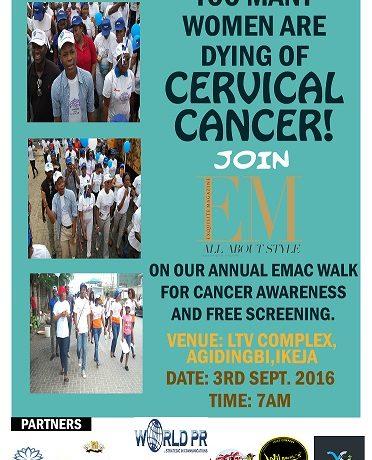 EMAC WALK 2016