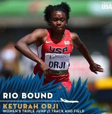 Keturah Orji – USA