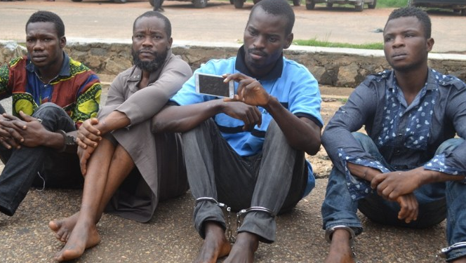 Suspected killers of Oyo Law maker