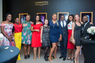 Confidential Carolina Herrera Launch