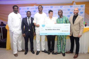 Faces of Latest Nigerian Millionaires