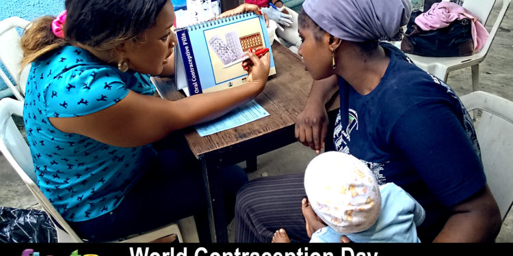 WORLD CONTRACEPTIVE DAY