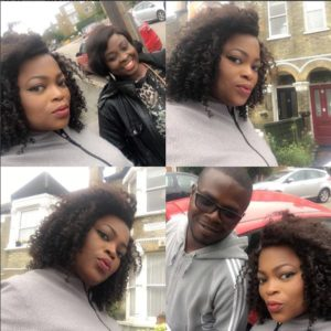Funke Akindele and lover, JJC