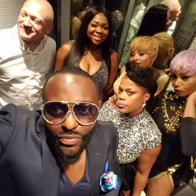 Jim Iyke's Birthday Party