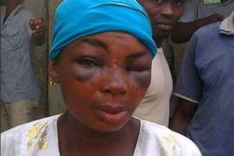 Brutalized Woman