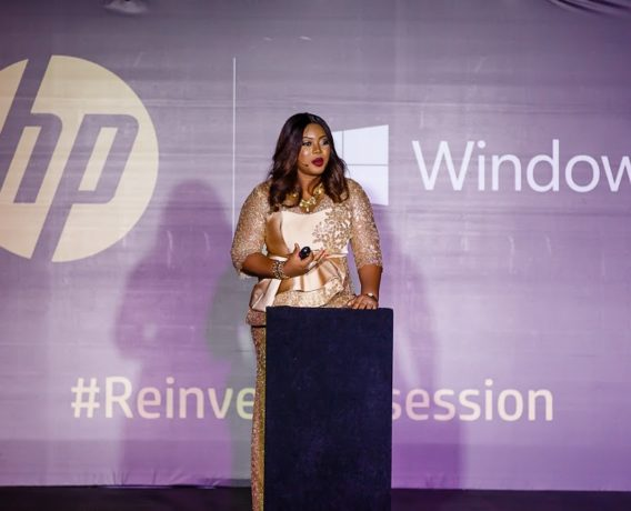 HP SPECTRE LAUNCH IN LAGOS, NIGERIA-OLORISUPERGAL