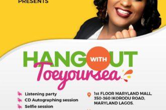 Hangout with Toeyoursea