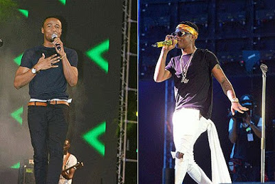 Wizkid and Alikiba