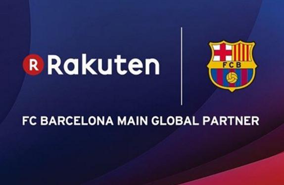 fcbarcelona[OFFICIAL] Rakuten will be Barça's new main global sponsor
