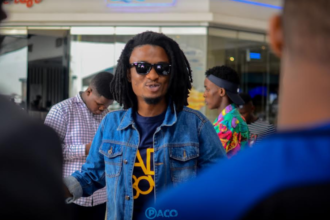 TV PERSONALITY, EHIZ TAKES FANS ON MOVIE DATE