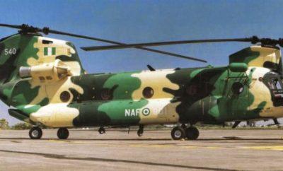 Nigeria Air Force