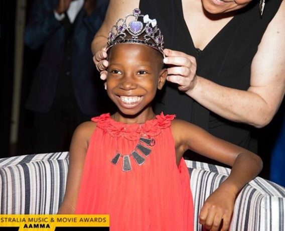 Australian Government Crowns Comedienne Emmanuella Princess Of Comedy(photos)